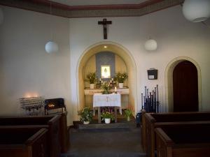 Freie Trauungen - Kapelle in Olpe